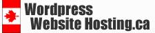 Wordpress Website Hosting Canada